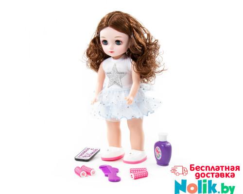 """Кукла """"Алиса"""" (37 см) в салоне красоты с аксессуарами (6 элементов) (в коробке) Моя подружка. Кукла на радиоуправлении, поет песни, знает 7 сказок. Арт. 79596. Полесье в Минске"""