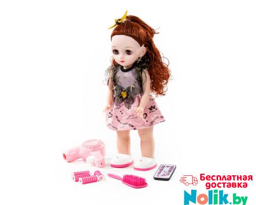 """Кукла """"Вероника"""" (37 см) в салоне красоты с аксессуарами (6 элементов) (в коробке) Моя подружка. Кукла на радиоуправлении, поет песни, знает 7 сказок. Арт. 79602. Полесье в Минске"""