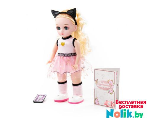 """Кукла """"Арина"""" (37 см) на вечеринке (в коробке) Моя подружка. Кукла на радиоуправлении, поет песни, знает 7 сказок. Арт. 79619. Полесье в Минске"""