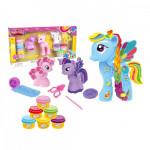 Набор для творчества Пони с пластилином Play-Toy, арт. 666-17