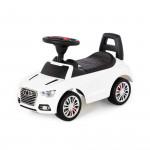 """Аавтомобиль-каталка """"SuperCar"""" №2 со звуковым сигналом (белая) арт. 84552. Полесье"""