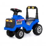 """Каталка-трактор """"Митя"""" №3 (синяя) арт. 85412. Полесье"""