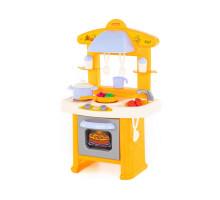 """Набор-мини Кухня """"Оранжевая корова"""" (в коробке) арт. 84859. Полесье"""