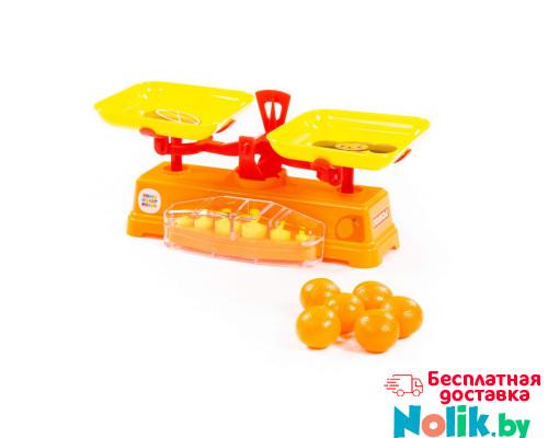 """Игровой набор """"Весы"""" """"Чебурашка и крокодил Гена"""" + 6 апельсинов (в сеточке) арт. 84262. Полесье в Минске"""
