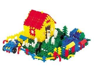 Детские конструкторы – важнейшие элементы среди игрушек