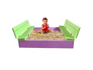 Детские песочницы для дома и дачи, как выбрать!